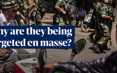 The Guardian Examines Over One Million Uighurs Being Held in Re-Education Camps