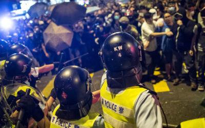 Hong Kong protests: President Xi warns of 'Bodies Smashed'