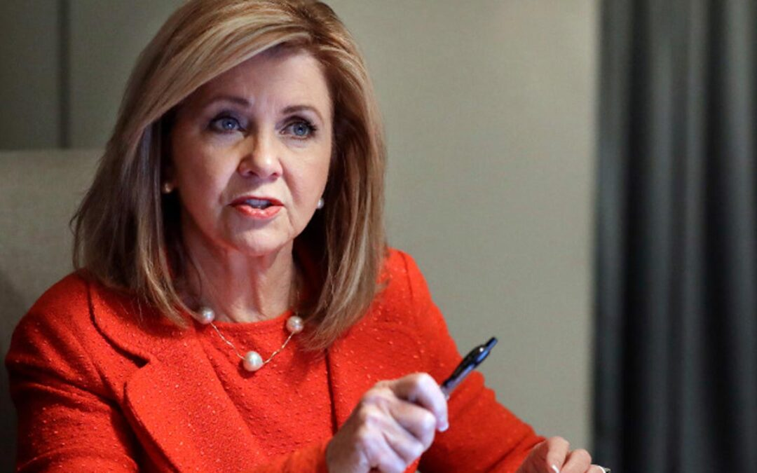 'National Beijing Association': Marsha Blackburn asks NBA to donate money it fines players to human rights causes