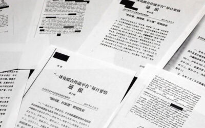 Secret Documents Reveal How China Mass Detention Camps Work