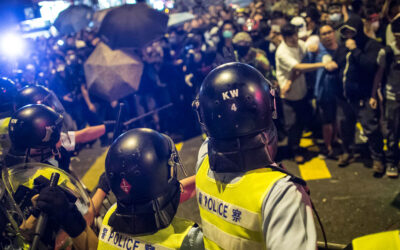 Hong Kong protests: President Xi warns of 'Bodies Smashed'